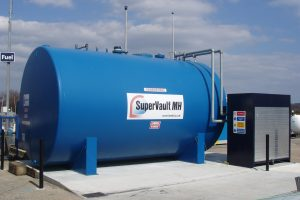 Marine Fuel Storage Tank