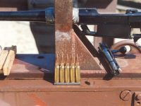 Multi hazard test - 150 grain M-2 ammunition